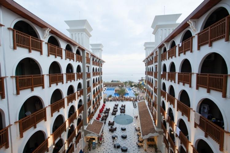 rodzinny hotel Alanya