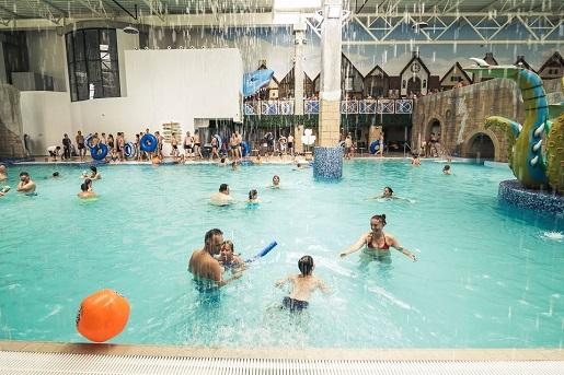 reda aquapark opinie atrakcje akwapark