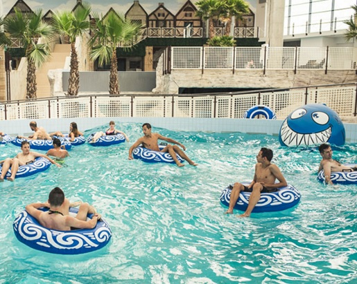 reda aquapark opinie cennik biletów atrakcje otwarcie