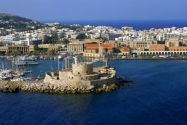 Rodos rodzinne atrakcje Grecja
