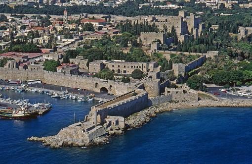 Grecja rodzinne atrakcje Rodos