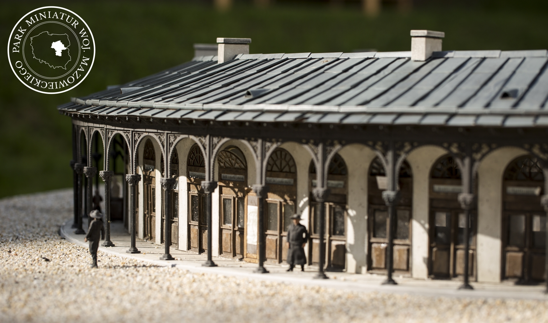 atrakcje dla dzieci park miniatur Warszawa