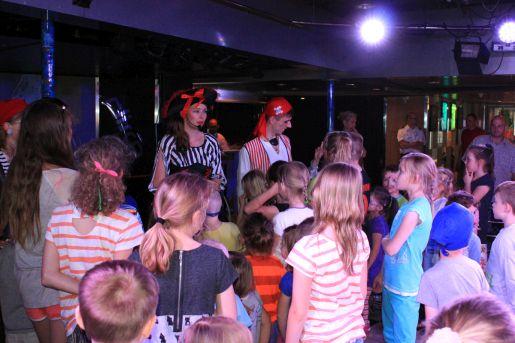 atrakcje dla dzieci rejs Stena Line