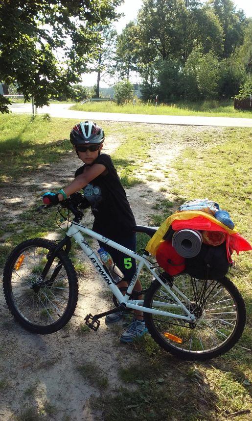 szlak rowerowy Green Velo rodzinne atrakcje