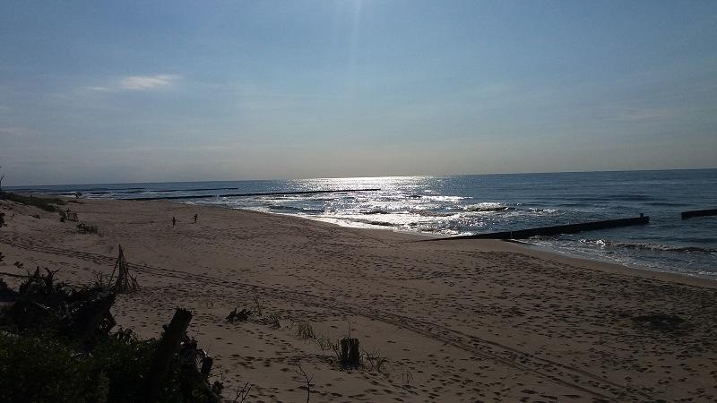 plażowanie nad Bałtykiem z dzieckiem atrakcje
