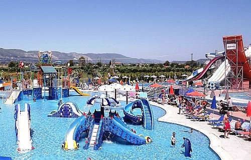 hotele z aquaparkiem Grecja
