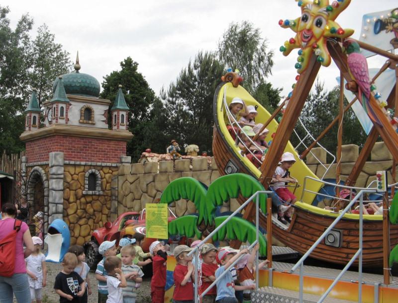 plac zabaw dla dzieci Rybnik