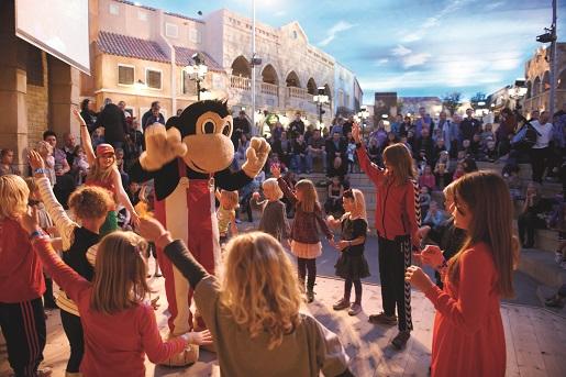 atrakcje dla dzieci Lalandia park rozrywki Dania