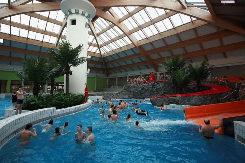 Aquapark Fala Łódź - jeden z najlepszych parków wodnych w Polsce
