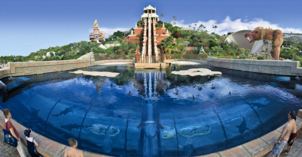 rodzinne atrakcje Siam Park
