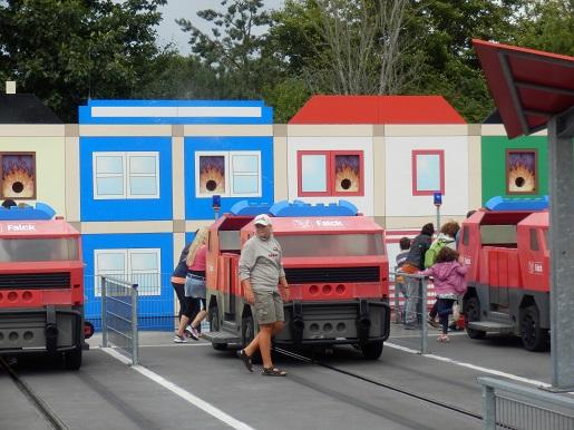 Atrakcje Dania Legoland