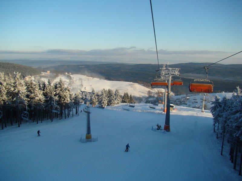 Ski Arena Zieleniec narty z dzieckiem