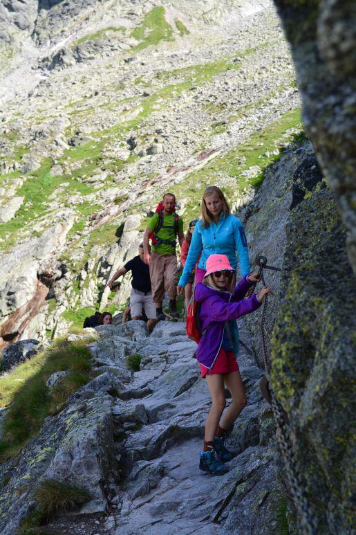 wczasy z dzieckiem w górach Tatry