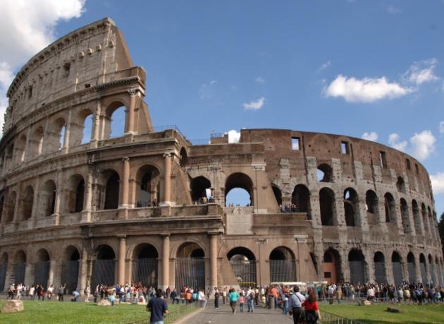 rodzinne atrakcje Rzym