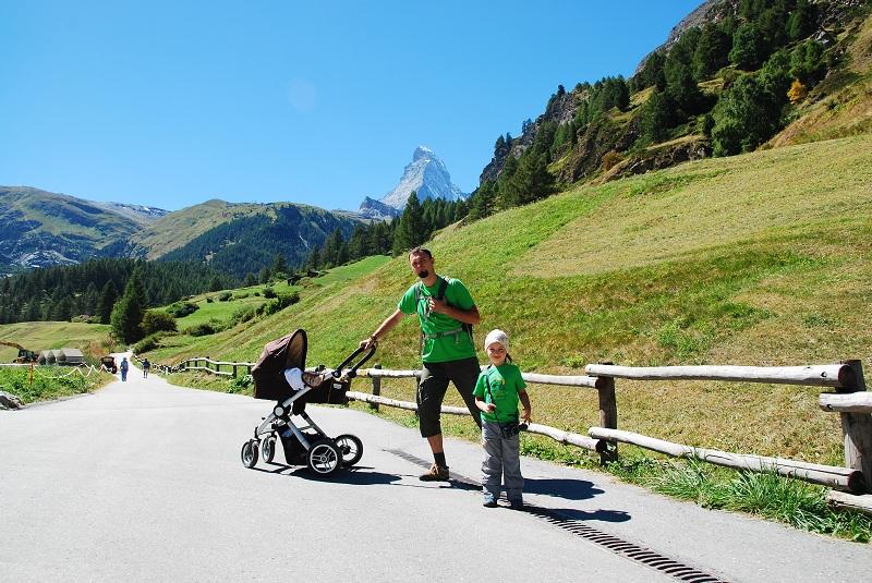 wczasy z dzieckiem Saastal Szwajcaria opinie