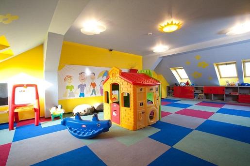 sala zabaw Wisła Hotel przyjazny dzieciom atrakcje