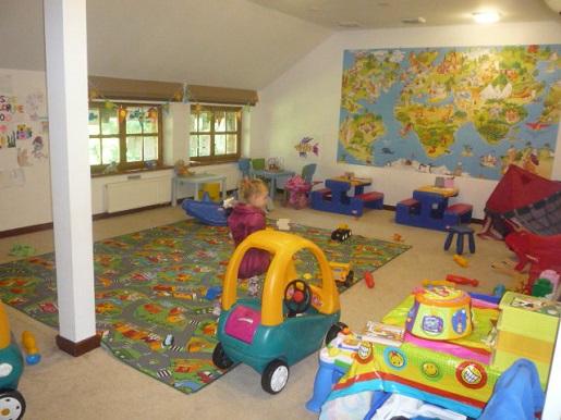 sala zabaw dla dzieci dolina charlloty