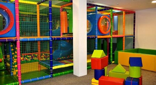 sala zabaw ustka grand lubicz atrakcje dla dzieci hotel