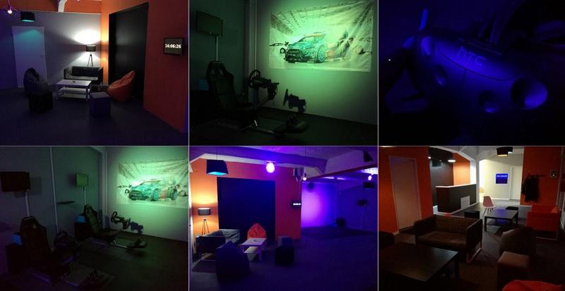 VR gry Warszawa atrakcje Virtual Reality