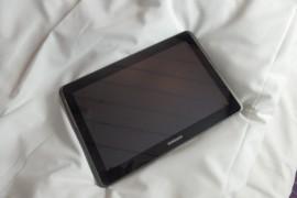 Samsung Tablet w podróży z dzieckiem