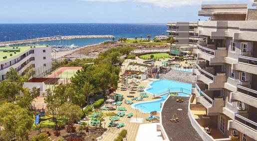 san miguel marina widok z Hotelu Aguamarine Teneryfa