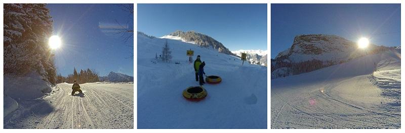 sanki alpy austria z dzieckiem ferie zimowe opinie