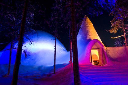 rodzinne atrakcje Rovaniemi Finlandia
