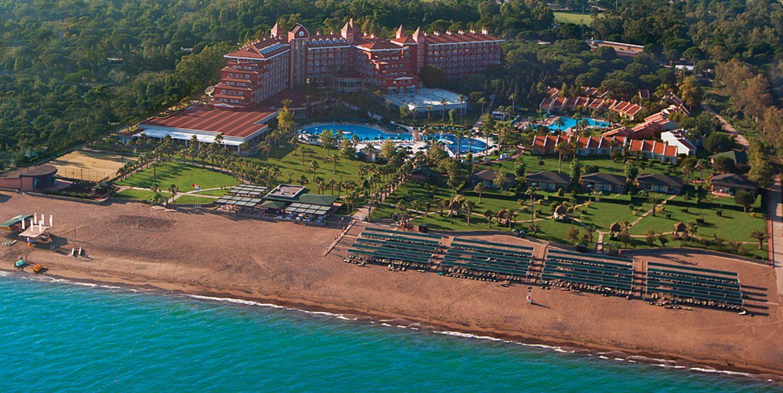 IC Santai Family Resort hotel rodzinny Turcja