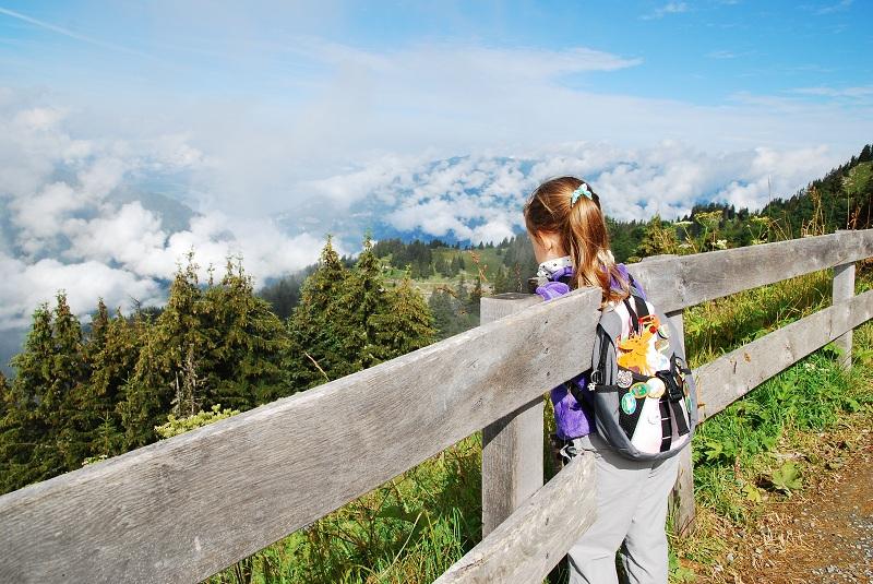 Szwajcaria atrakcje dla dzieci Schynige Platte