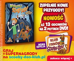 Scooby Doo nowe odcinki