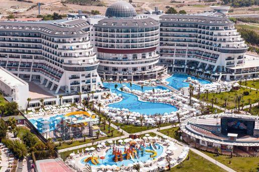 Turcja 2017 z dzieckiem All Inclusive Sea Planet Resort opinie