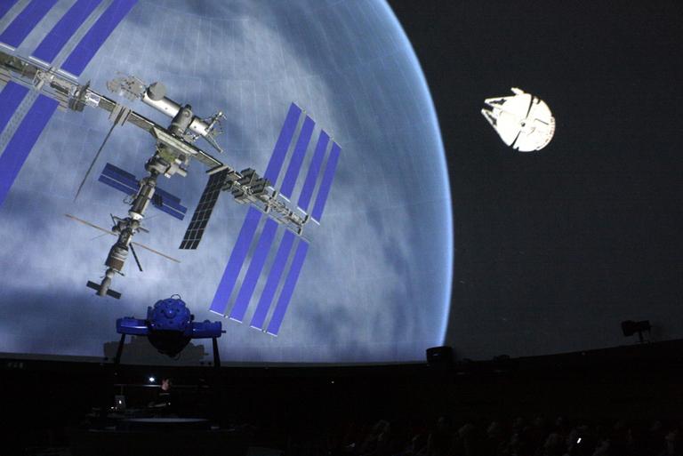 Planetarium w Olsztynie atrakcje dla dzieci
