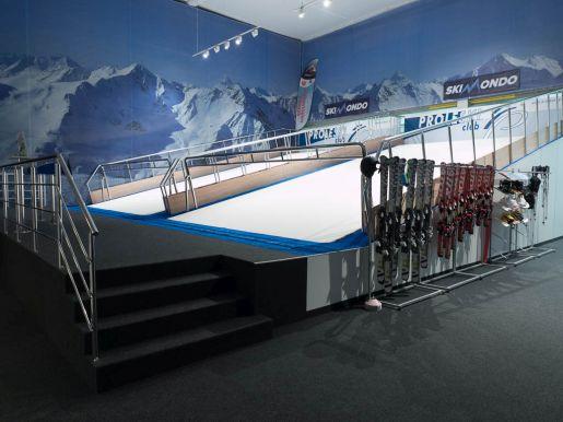 Skimondo Gdańsk całoroczny stok narciarski