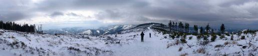 Beskid Śląski zimą rodzinne atrakcje