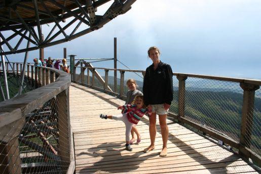 Ścieżka w chmurach Czechy opinie atrakcje