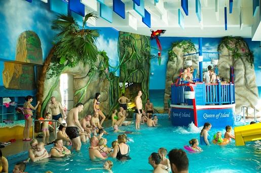 aquapark Słowacja