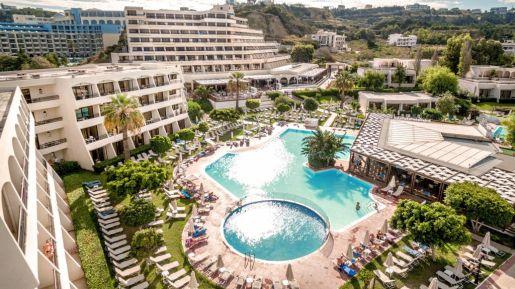 Rodos Grecja hotele opinie ceny