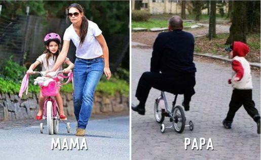 zabawne zdjęcia dzieci z rodzicami