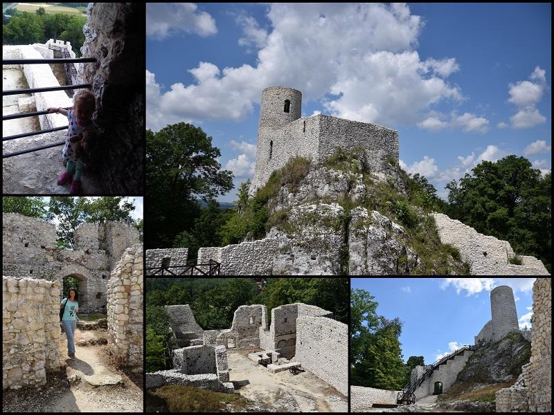 smoleń zamek