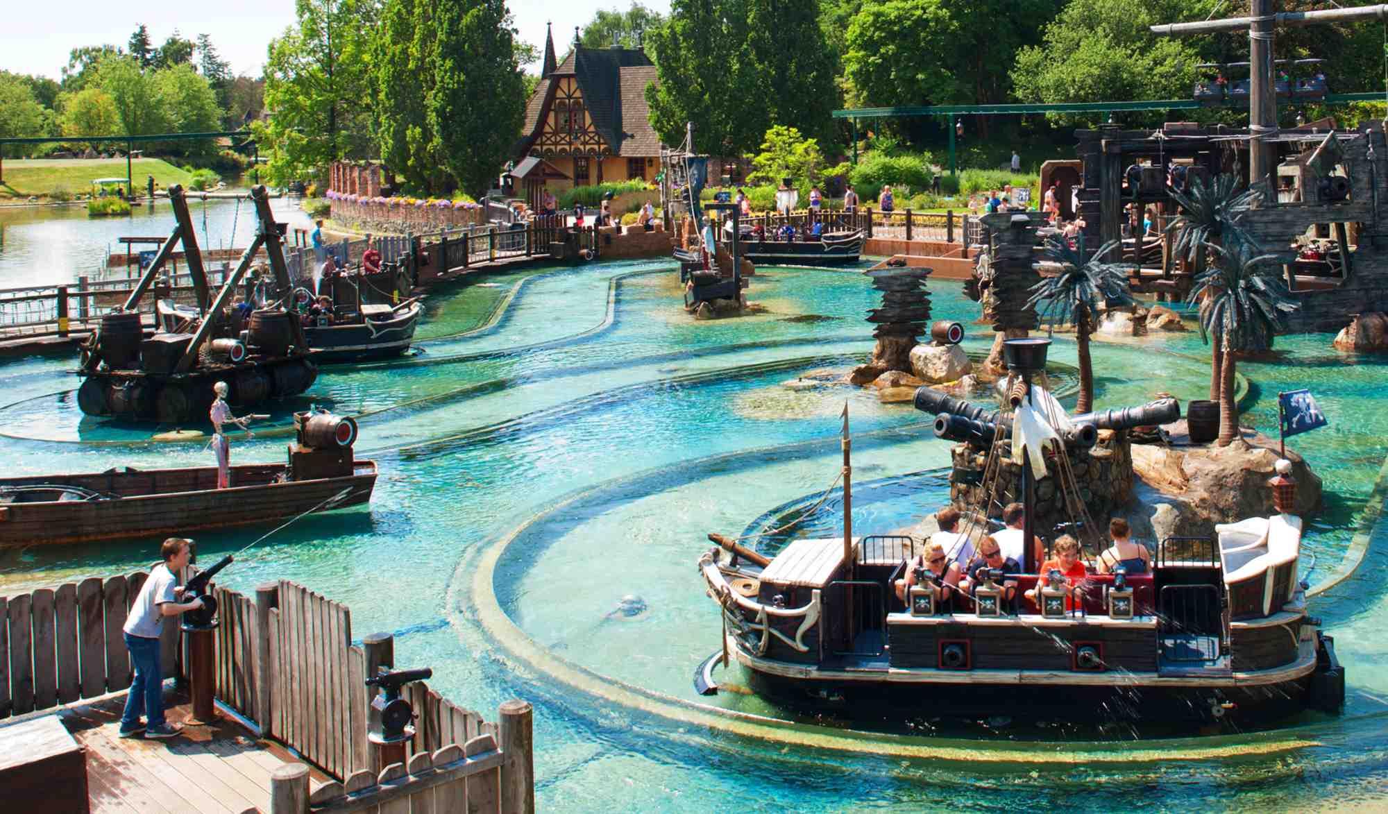 atrakcje dla dzieci Soltau Heide Park