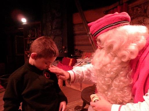 Spotkanie ze Świętym Mikołajem Wioska Finlandia Rovaniemi opinie