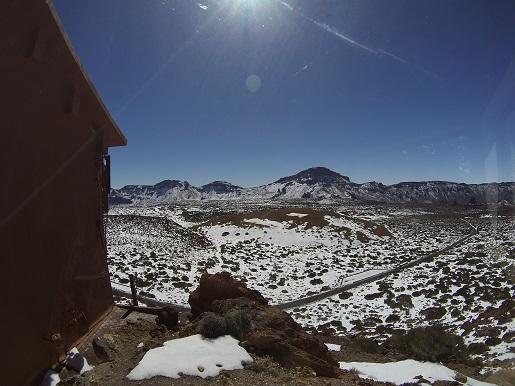 kolejka linowa na wulkan Teide ceny