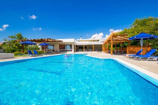 Rodos hotele przyjazne rodzinie Grecja opinie