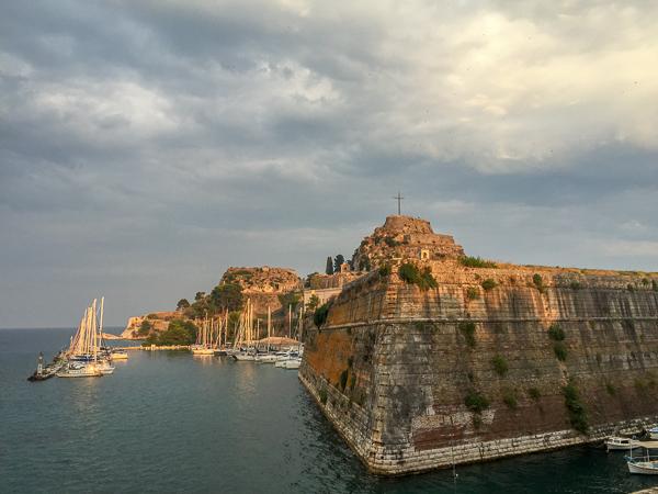Grecja wczasy z dzieckiem Korfu