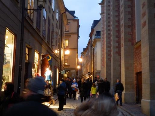 Stare Miasto Sztokholm