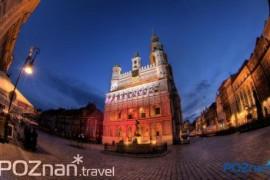 Ratusz Poznań atrakcje