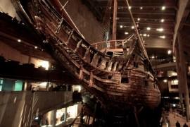 statek muzeum vasa sztokholm zwiedzanie