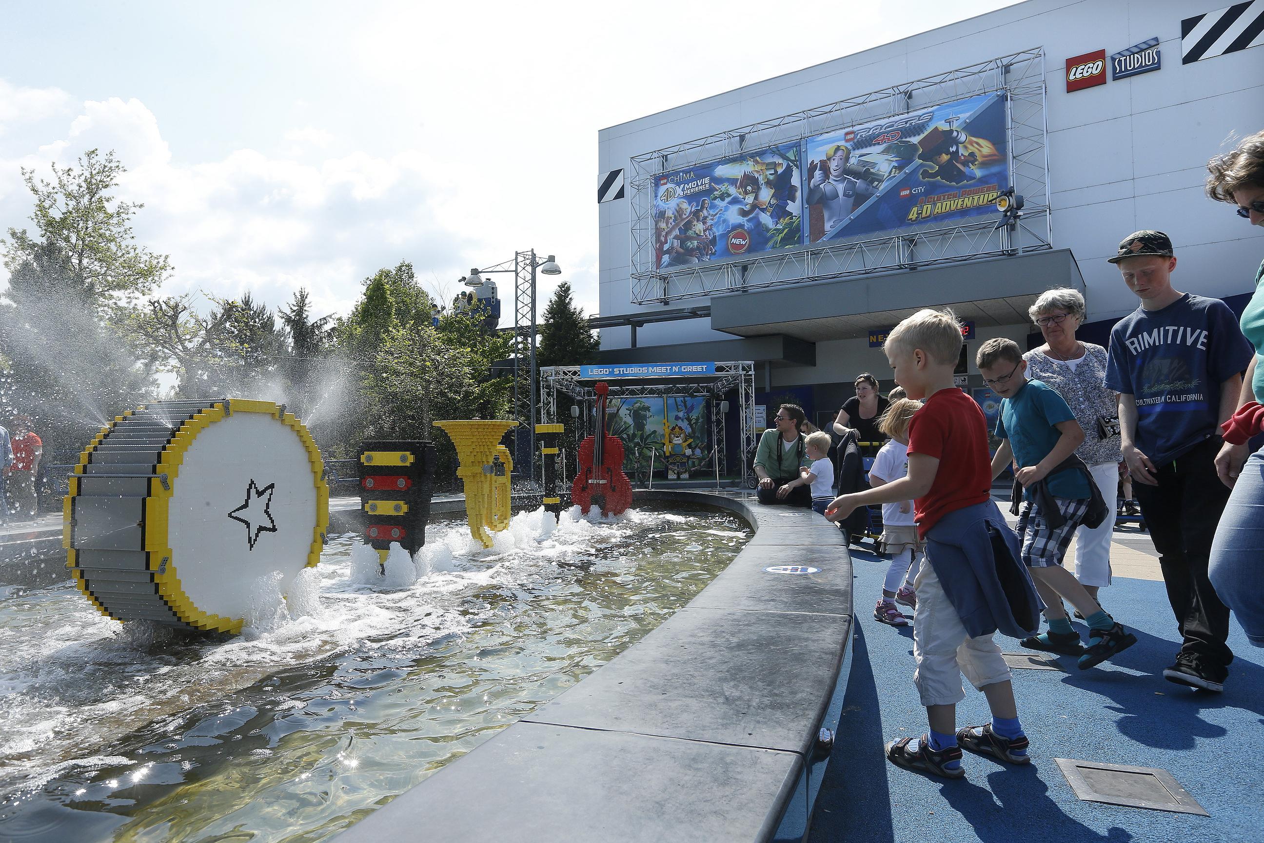 Imagination Zone Legoland Billund