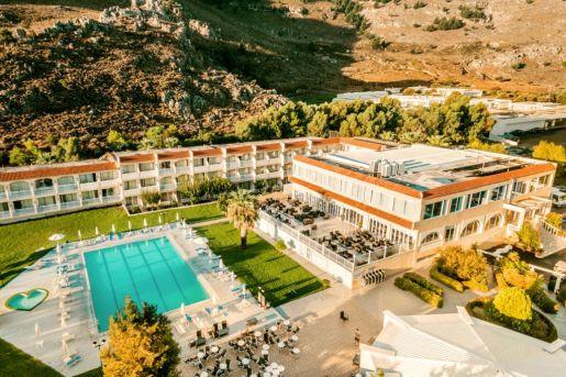 Grecja Rodos hotele ceny oferty