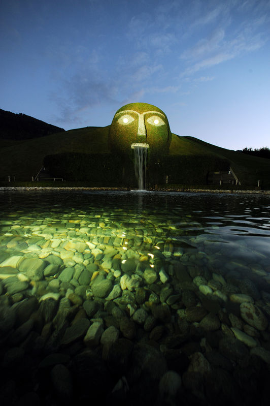Świat Kryształków Swarovskiego Wattens rodzinne atrakcje